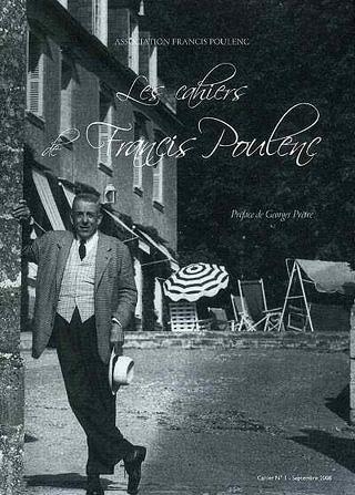 Les Cahiers de Francis Poulenc (n°1) – septembre 2008