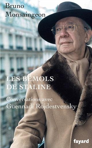 """""""Les bémols de Staline"""" : un très beau livre sur le chef Guennadi Rojdestvenski"""