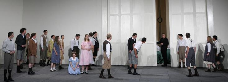 Christoph Loy met en scène Alceste de Gluck au Festival d'Aix-en-Provence