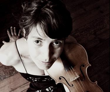 La violoniste baroque Amandine Beyer