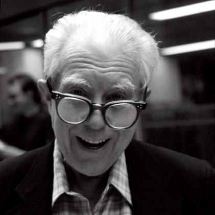 le compositeur Elliott Carter, 1908–2012