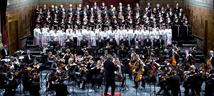 Concert de cloture du festival Faust225 à l'Opéra d'État de Budapest (2015)