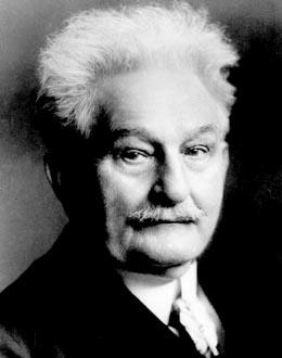 le compositeur morave Leoš Janáček