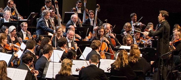 Cornelius Meister joue Bruckner et Dalbavie, au Salzburger Festspiele 2014