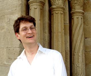 le compositeur allemand Sven-Ingo Koch, joué au Prieuré de Salagon