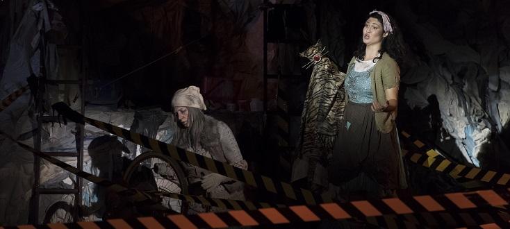 Barbara Horáková met en scène le conte de Perrault via l'opéra de Respighi