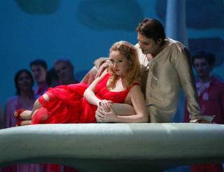 Vénus et Adonis, tragédie lyrique de Desmarest, à l'Opéra de Nancy (2006)