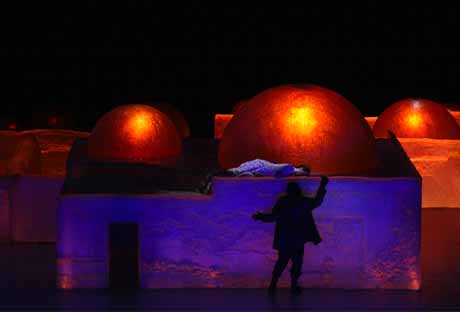 Adriana Mater, nouvel opéra de Kaija Saariaho, à Bastille (Paris)