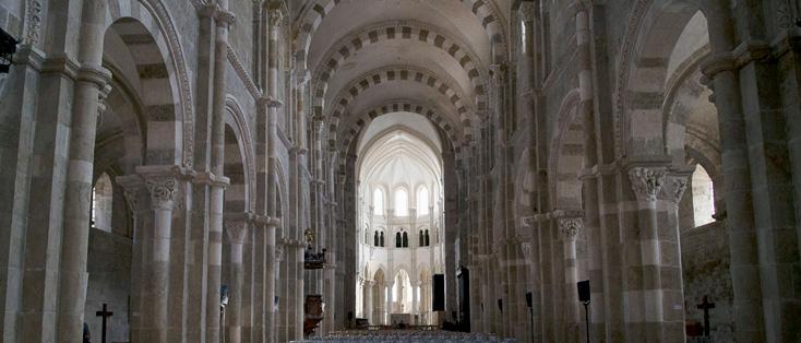 La Basilique Ste Marie-Madeleine accueille les Rencontres musicales de Vézelay