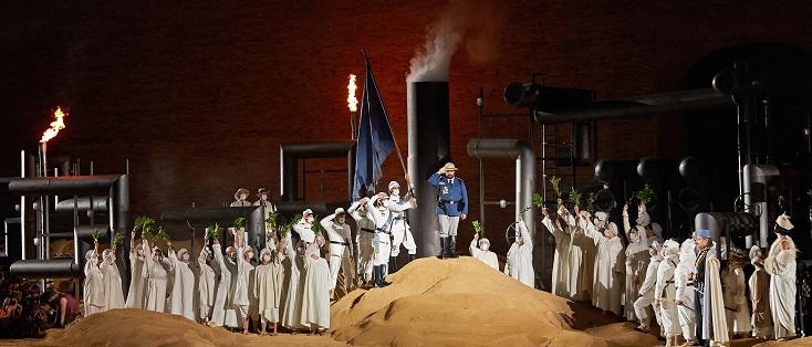 Aida, opéra de Verdi au Macerata Opera Festival