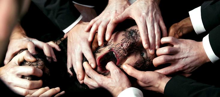 à Madrid, Alceste, tragédie lyrique de Gluck vue par Krzysztof Warlikowski
