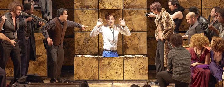 à Rouen : Ali Baba, opéra-comique de Charles Lecocq
