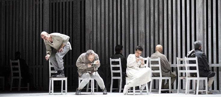 """Surprenant """"Agne de feu"""" de Prokofiev retransmis depuis le Theater an der Wien"""