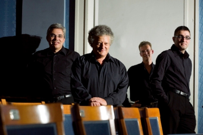 le Quatuor Arditti joue Aperghis, Dillon, Liegeti et Neuwirth à la Biennale