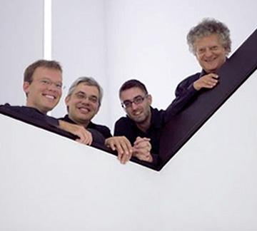 John Cage par le Quatuor Arditti