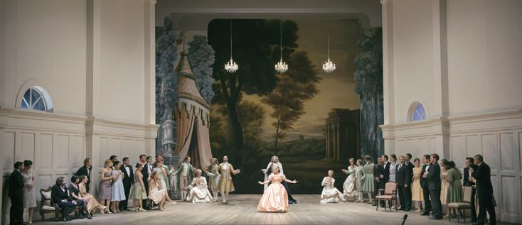 Ariodante (Händel) mis en scène par Christof Loy au Salzburger Festspiele 2017