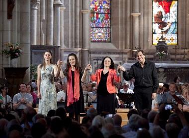 Purcell par les Solistes du Concert d'Astrée, à Saint-Michel en Thiérache