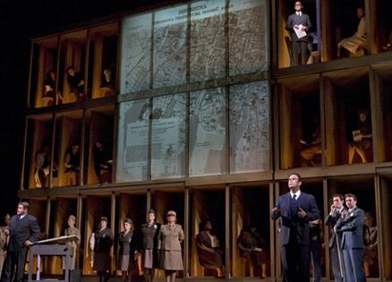 Doctor Atomic, opéra de John Adams, à Amsterdam