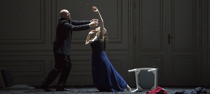 En création mondiale, Philippe Jordan joue Bérénice, opéra de Michael Jarrell