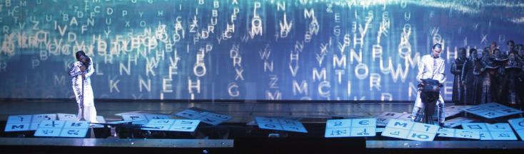 Babylon, nouvel opéra de Jörg Widmann au Münchner Opernfestspiele