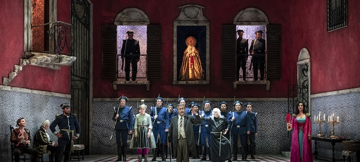À Strasbourg, Michel Gamba joue Il barbiere di Siviglia (1816) de Rossini