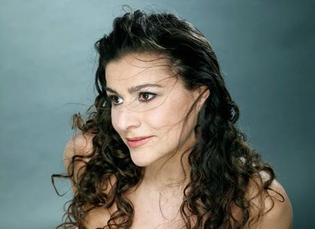 le mezzo-soprano italien Cecilia Bartoli chante Händel (photo Uli Weber)