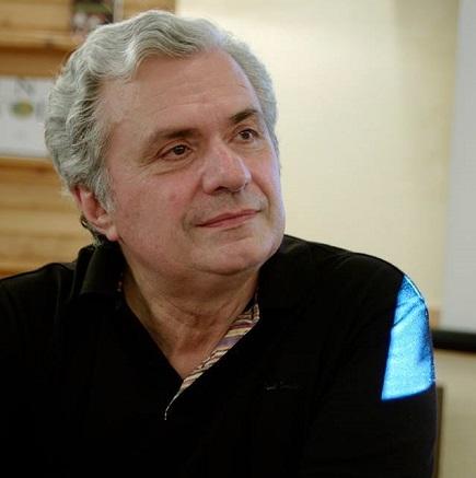 le poète abkhaze Guram Odisharia, invité du Festival de Batoumi 2019