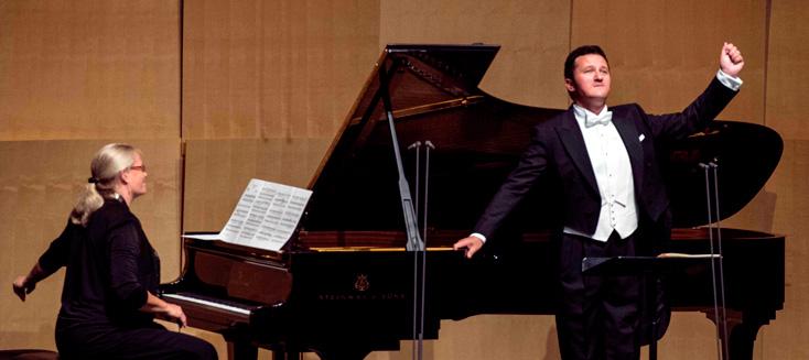 À Salzbourg, Piotr Beczala chante Dvořák, Karłowicz, Rachmaninov et Schumann