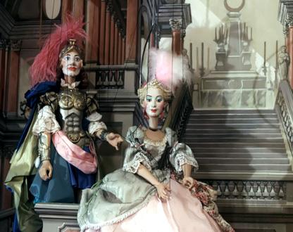 Hippolyte et Aricie ou La belle-mère amoureuse, une parodie signée Favart
