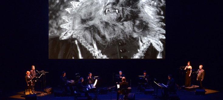 La Belle et la Bête, ciné-opéra Cocteau – Glass