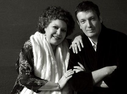 les pianistes Brigitte Engerer et Boris Berezovsky en duo à Montpellier