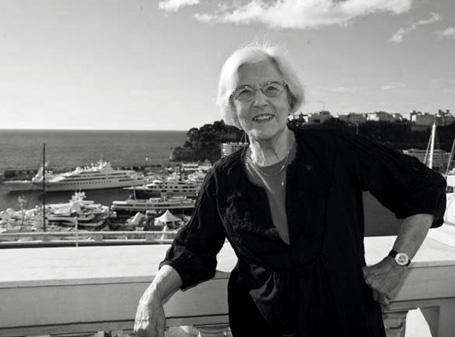 Betsy Jolas, compositrice française particulièrement fêtée, cet automne