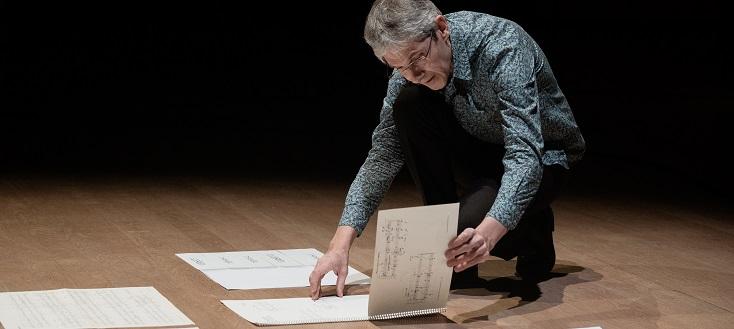 Florent Boffard participe à l'intégrale pour piano de la Biennale Pierre Boulez