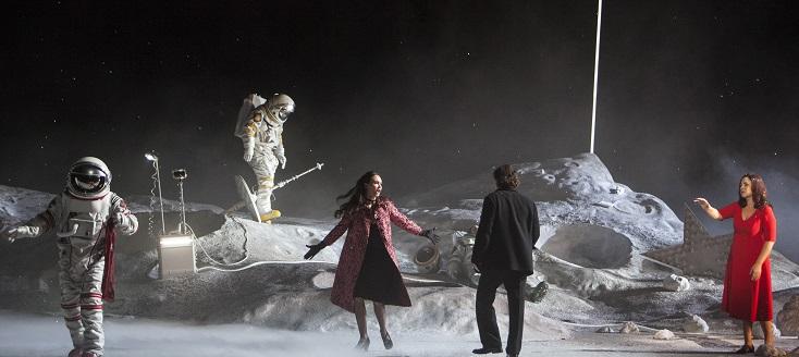 La bohème, mis en scène par Claus Guth à l'Opéra national de Paris (2017)