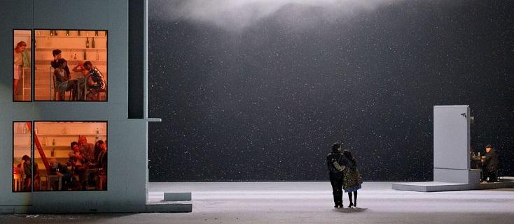 Amsterdam reprend La bohème( Puccini) de Benedict Andrews
