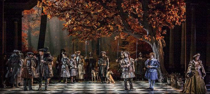 """L'Opéra de Lausanne affiche """"Anna Bolena"""", chef-d'œuvre du bel canto"""