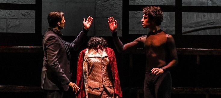 Le bourgeois gentilhomme, musique de Strauss pour la comédie-ballet de Molière