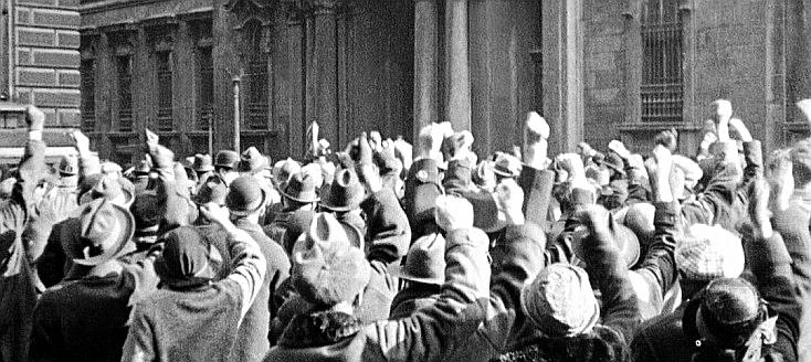 """""""Die Stadt ohne Juden"""" d'Hans Karl Breslauer (1924), musique d'Olga Neuwirth"""