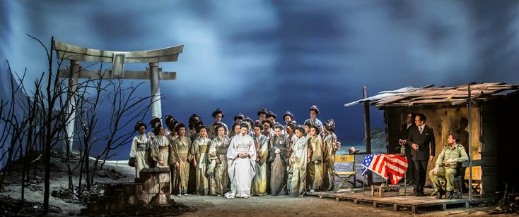 nouvelle production de Madame Butterfly (Puccini) à l'Opéra de Nice
