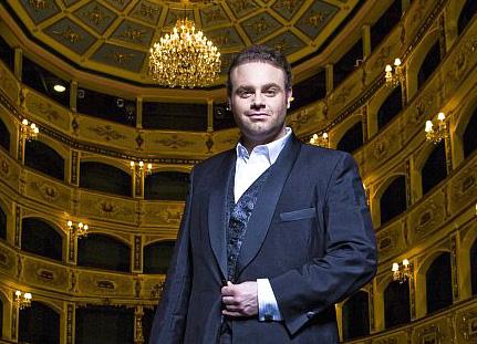 Joseph Calleja pour la première fois au Théâtre des Champs-Élysysées (Paris)
