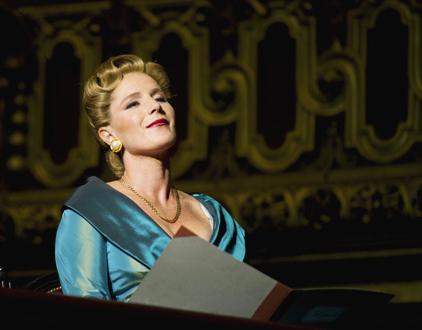 à Garnier, Michaela Kaune attire tous les regards, dans Capriccio de Strauss