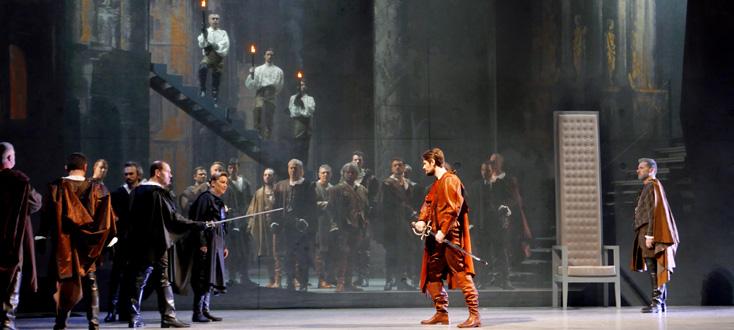 I Capuleti e i Montecchi, opéra de Vincenzo Bellini à Marseille (29 mars 2017)