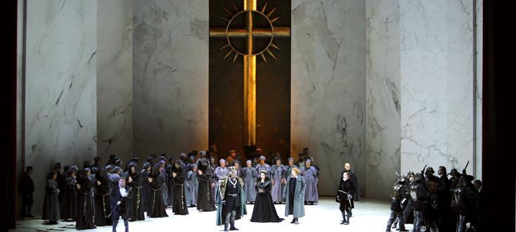 reprise à Gênes du Don Carlo parmesan de Cesare Lievi : succès !