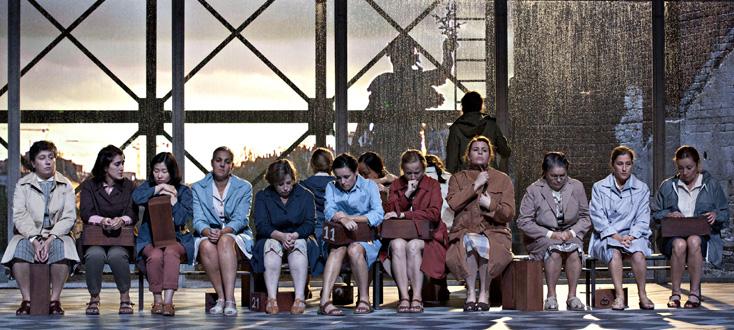 Dialogues des carmélites, opéra de Francis Poulenc