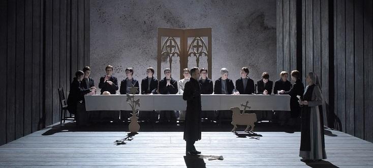 Dialogues des carmélites (Poulenc) par Olivier Py au Théâtre des Champs-Élysées
