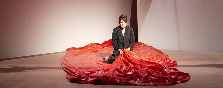 passionnante Fanny Ardant dans Cassandre de Michael Jarrell à L'Athénée !