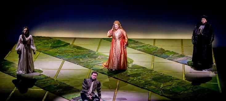 Riccardo Frizza joue Il castello di Kenilworth (1829), un opéra de Donizetti