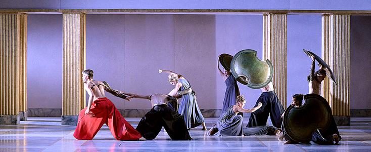 Schiaretti met en scène Castor et Pollux de Rameau au Théâtre des Champs-Élysées