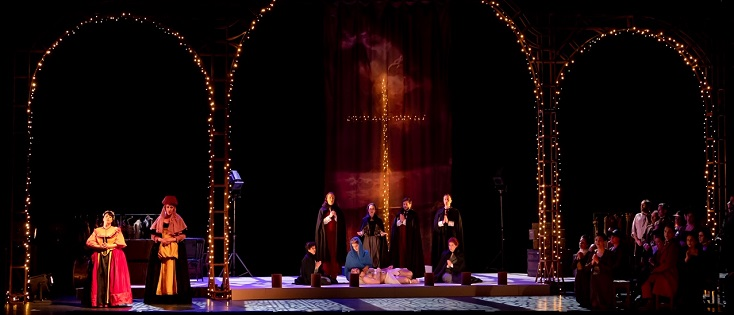 Éric Perez met en scène I Pagliacci et Cavalleria rusticana à Avignon