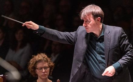Tito Ceccherini dirige le SWR Sinfonieorchester au Festival de Donaueschingen